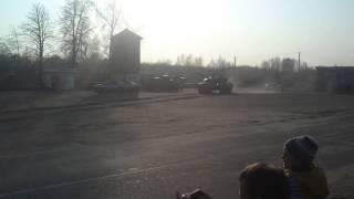Танки в Климово