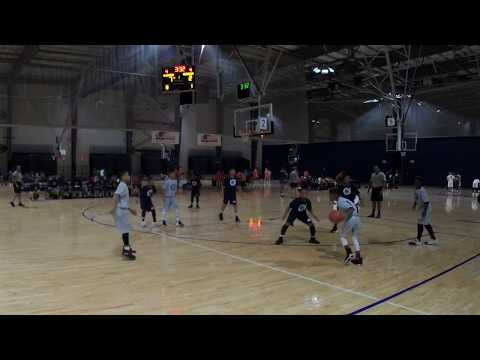TwinSportsTV: Team Alabama vs. Team Georgia (5th Grade Boys Basketball)