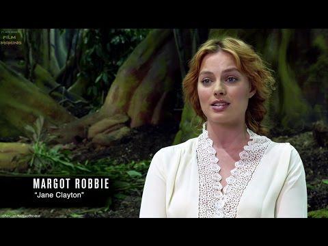 Margot Robbie | The Legend of Tarzan | Featurette [+Subtitles]