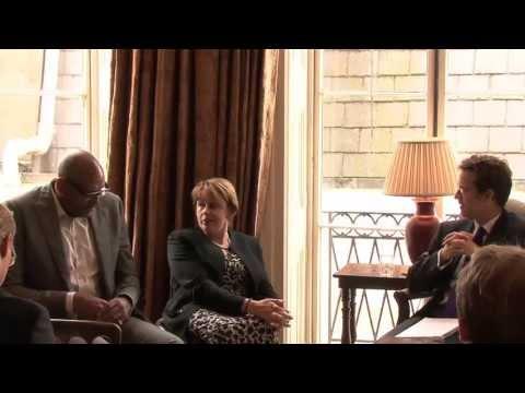 Benchmark Talent Showcase: John Amaechi & Baroness Tanni Grey-Thompson