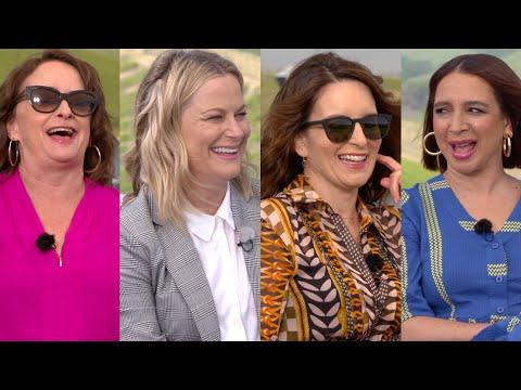 WINE COUNTRY Cast Interview: Amy Poehler, Tina Fey, Maya Rudolph, Rachel Dratch, Ana Gasteyer
