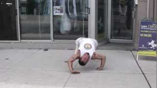 Axe Capoeira Toronto - Advanced Training #1
