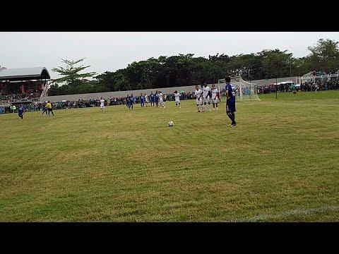 Cuplikan gol Persib vs Priangan selection (uji coba Persib di Tasikmalaya)