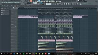 Alex Skrindo & Miza - About You [Tobii Remake] FL Studio 12