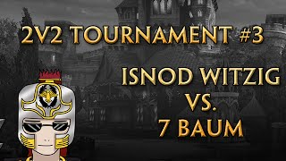 SmitegameDE 2v2 Tournament #3 - Platz 3 - iSnoD Witzig vs. 7 Baum