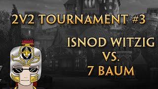 SmitegameDE 2v2 Tournament #3 - Platz 3 - iSnoD Witzig vs. 7 Baum