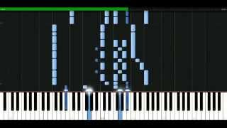 George Michael - Freedom [Piano Tutorial] Synthesia | passkeypiano
