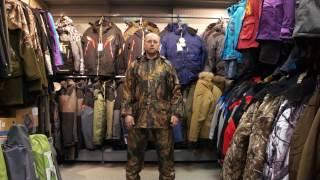 Видеообзор костюма дождевика Norfin RAIN CAMO GREEN