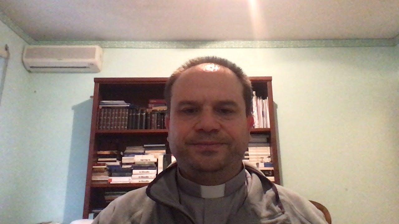 TUTTO CONCORRE AL BENE PER COLORO CHE AMANO DIO (13 Marzo 2020) -  I.M.C.I.T. - Don Roberto Liani - YouTube