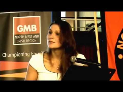 Simpsons Solictors on the Trade Union Bill at 2015 GMB Women