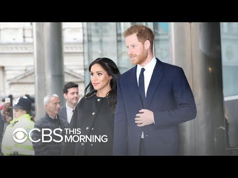 Randi West - Meghan and Harry await the royal baby any second now