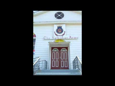 Salvation Army Burin Corps 87th Anniversary