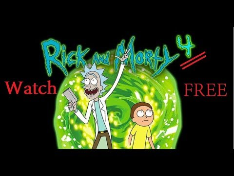 Watch Rick and Morty Season 4 FREE online