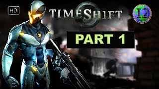 TimeShift PC Walkthrough Part 1: Arrival HD (ISQUARED)
