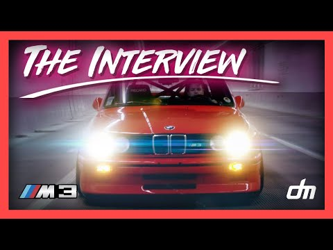 4K | BMW E30 M3 Short Film (THE INTERVIEW) - Sometimes A Simple Drive Can Change Your Fate.