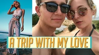 Come on a trip with my boyfriend and I!