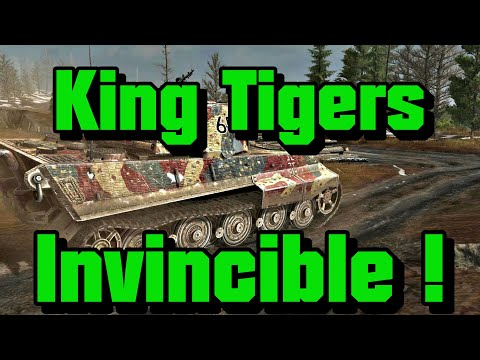 Gates of Hell King Tigers Invincible |
