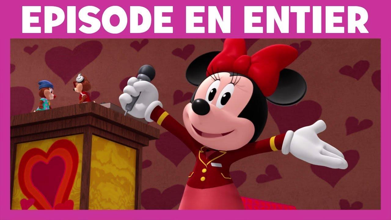 Mickey et ses amis top d part moment magique le concours de danse youtube - Danse de mickey ...