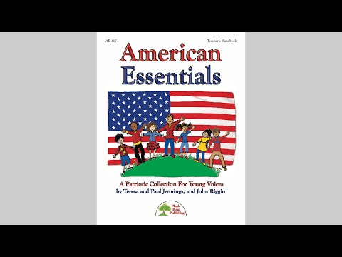 American Essentials - MusicK8.com Song Collection