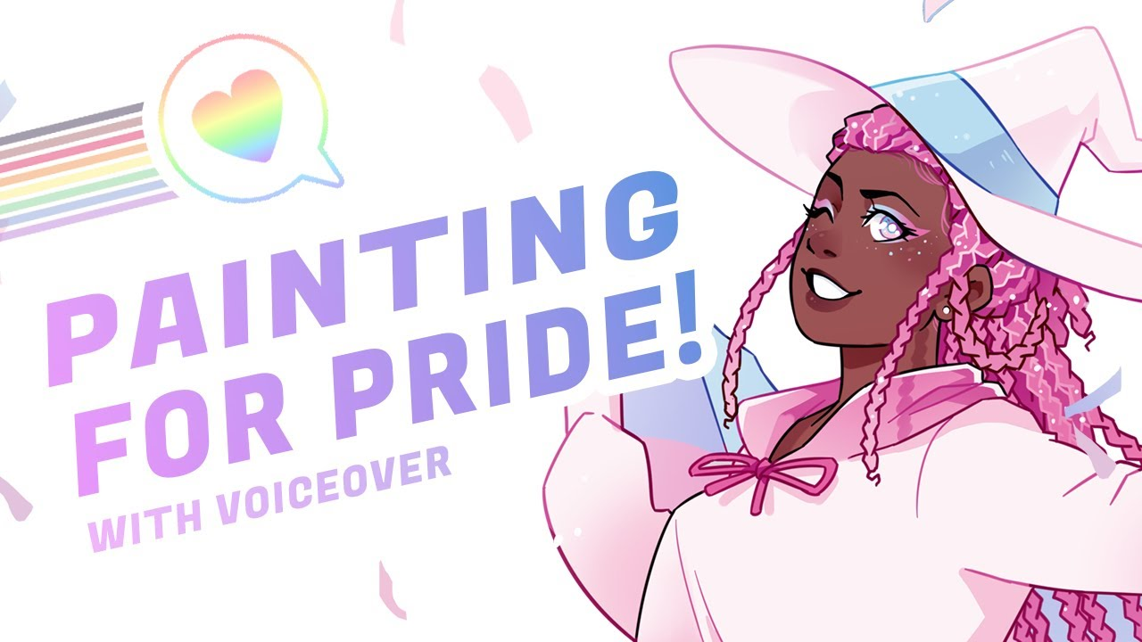 Let's Finish This! | Pride Month SPEEDPAINT