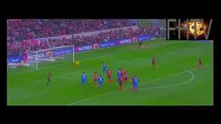 Guingamp vs Lyon 1-3 ~ All Goals & Highlights ~ France Ligue 1 04.04.2015 HD