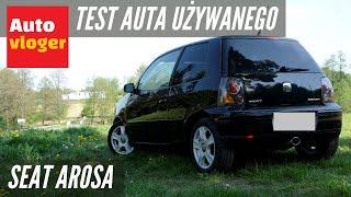 Seat Arosa - test auta używane