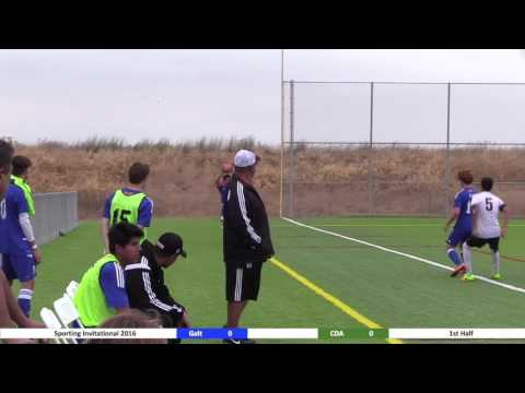 Galt FC United 00 vs CDA Slammers FC / Sporting Invitational