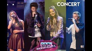 Rock Back to School Concert Performances