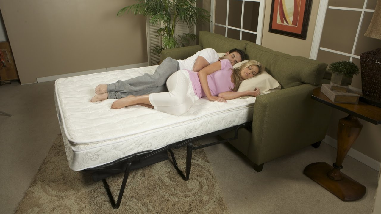 Most Comfortable Sleeper Sofa You