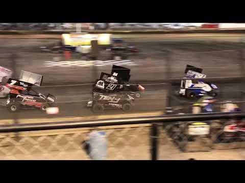 Lemoore Raceway 8/10/19 Restricted Heat