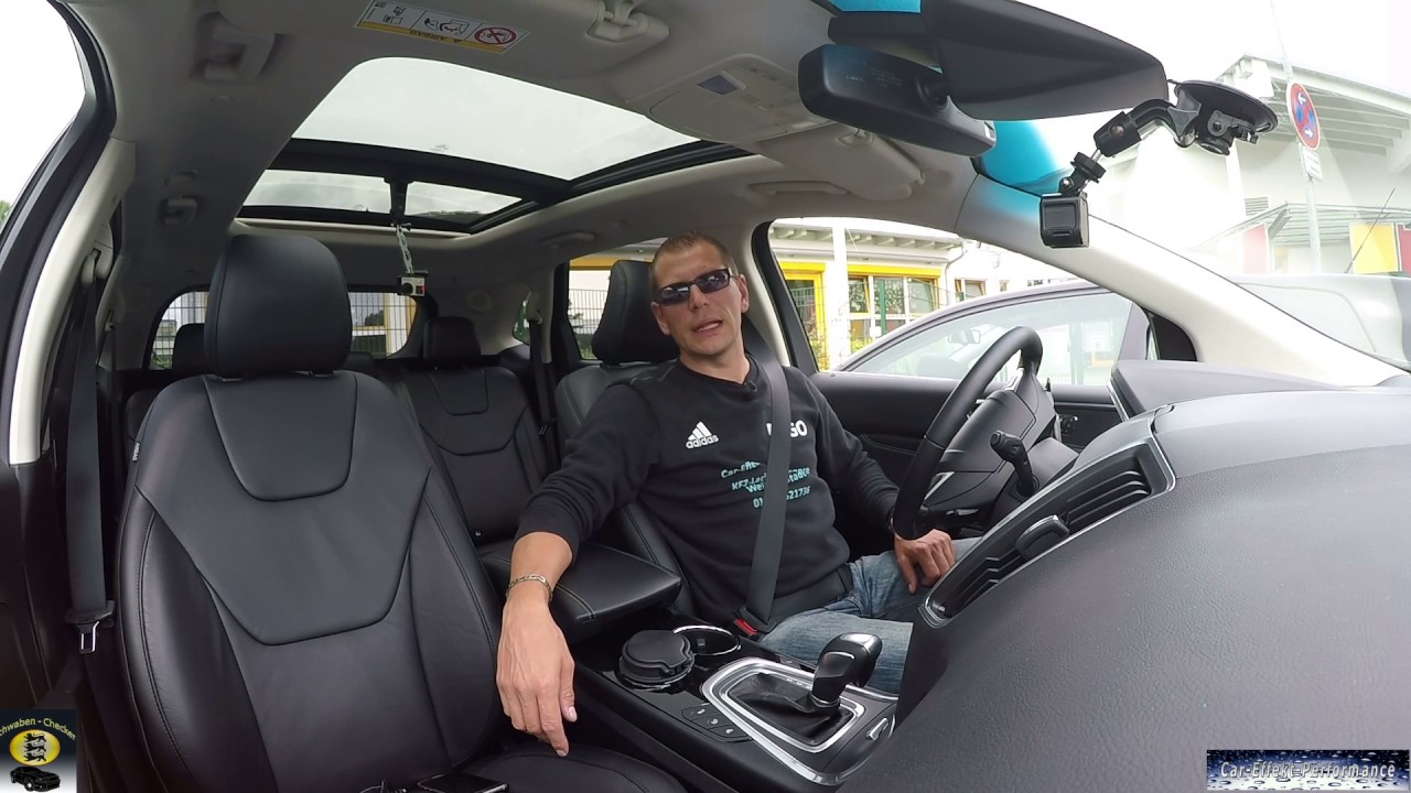ford edge titanium einparkassistent test r ckw rts l ngs sowie r ckw rts quer einparken youtube