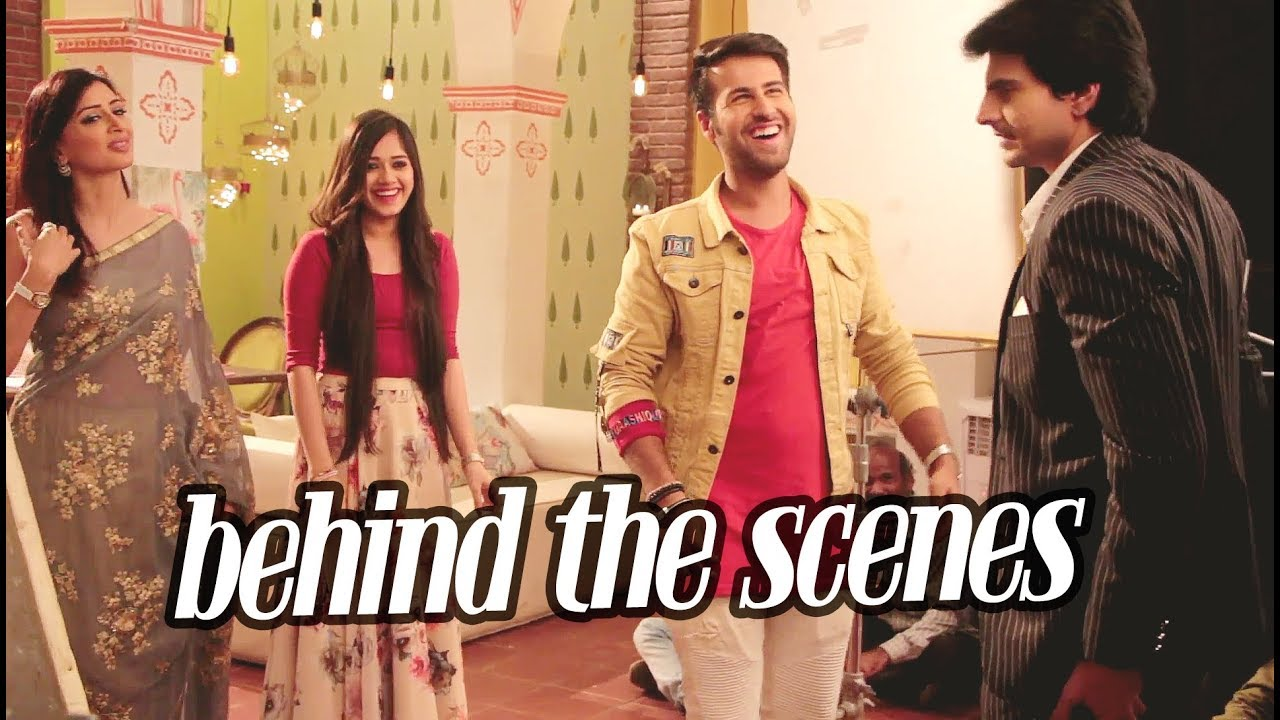 Tu Aashiqui | Behind The Scenes | Exclusive - YouTube