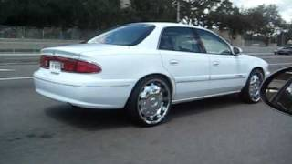 2000 BUICK CENTURY ON 22'' FOR SALE