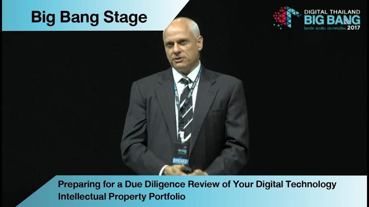 Preparing for a Due Diligence Review of Your Digital Technology Intellectual Property Portfolio