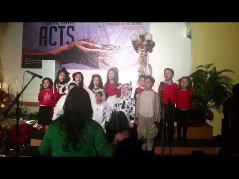 Montecito Baptist School 2014 Christmas Program