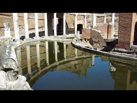 Villa Hadriana Maritime Theatre