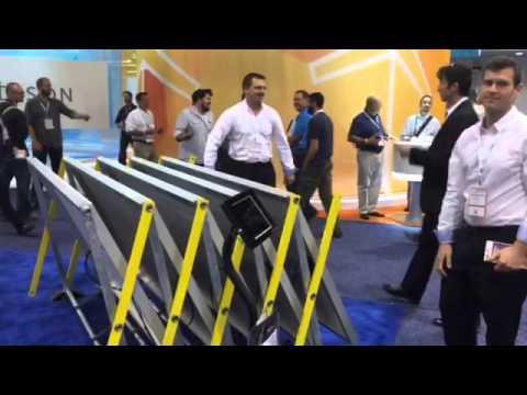 Solar Power International 2015 – PWRstation powered by Yingli
