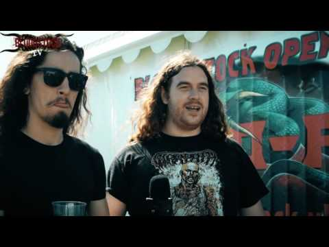 PSYKOSIS Interview Bloodstock 2016