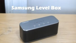 Samsung Level Box Review