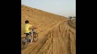 Hercules Roadeo HANK,  Great and Wonderful cycle riding star Devesh .