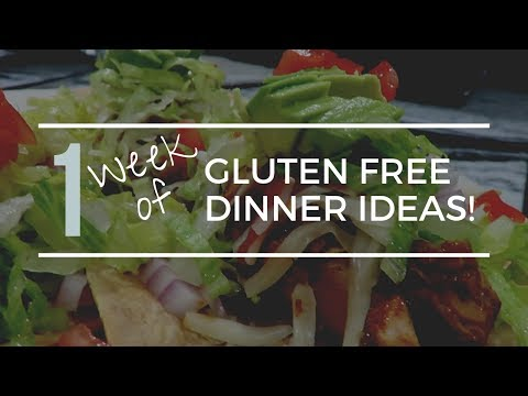GLUTEN FREE Dinners   QUICK & EASY