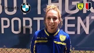 18.10.2018 - Intervista a Eleonora Prost