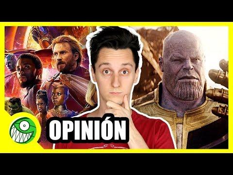 Lo que TODOS esperamos de AVENGERS: Infinity War