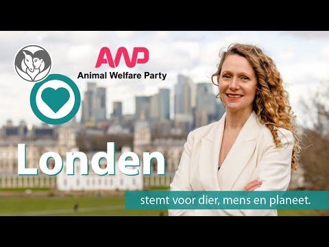 Londen stemt voor mens, dier en planeet !