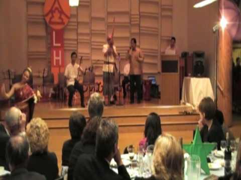 Lao Dance & Music:  Champa Meuang Lao Dance