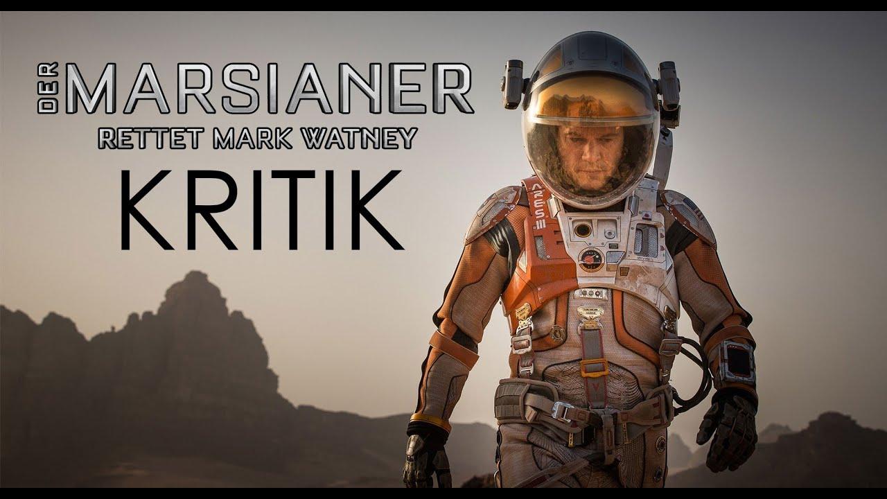 Der Marsianer Kinostart