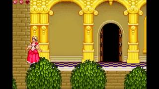 Level Select - Barbie in the 12 Dancing Princesses GBA Music