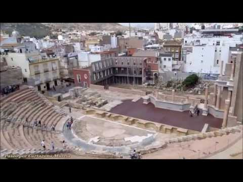 Paseo Por Cartagena Murcia HD
