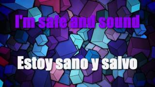 Different Heaven -  Safe and Sound | Lyrics - Sub Español [#3] thumbnail