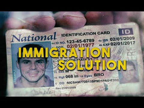GOP Offers Amnesty For Dreamers, National ID For YOU